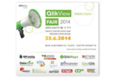 TIQ Solutions auf der Qlik®View Fair 2014 in Israel