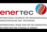 enertec 2015: Messeauftritt auf der Leipziger Messe