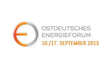 Ostdeutsches Energieforum Logo
