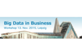 TIQ Solutions beim Big Data in Business Workshop
