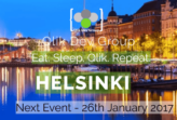 TIQ beim Qlik Partner Kick-off Event in Helsinki