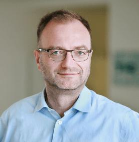 Geschäftsführer Ralf Becher