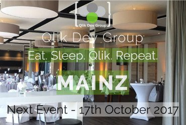 Qlik Dev Group Mainz