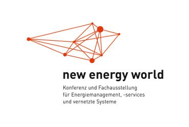 New energy world Logo