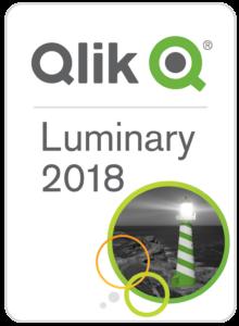 Grafik Member Qlik Luminary Program
