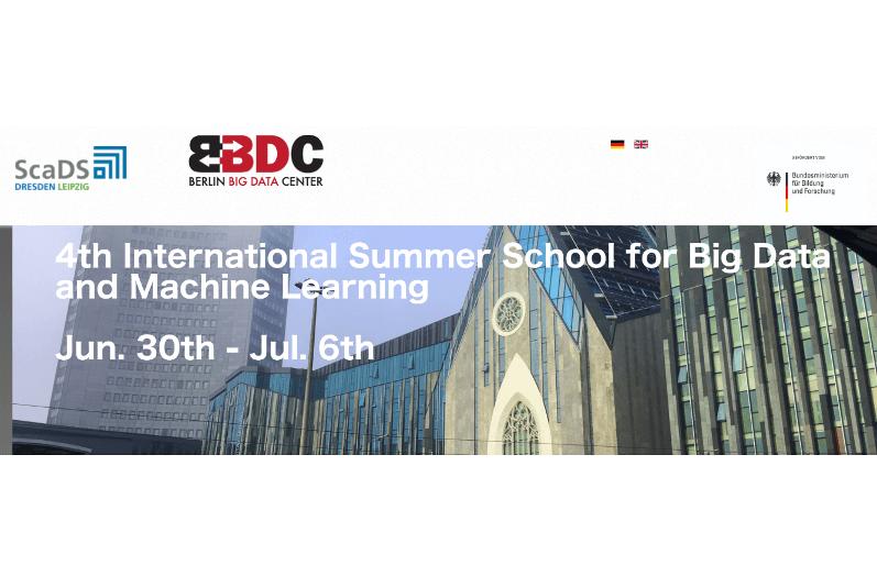 Big Data Summer School 2018
