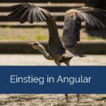 Einstieg in Angular