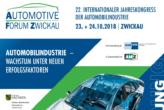 TIQ auf dem 22. internationalen Jahreskongress der Automobilindustrie