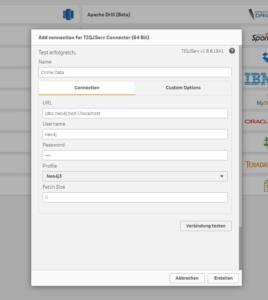TIQ Java Service Connector