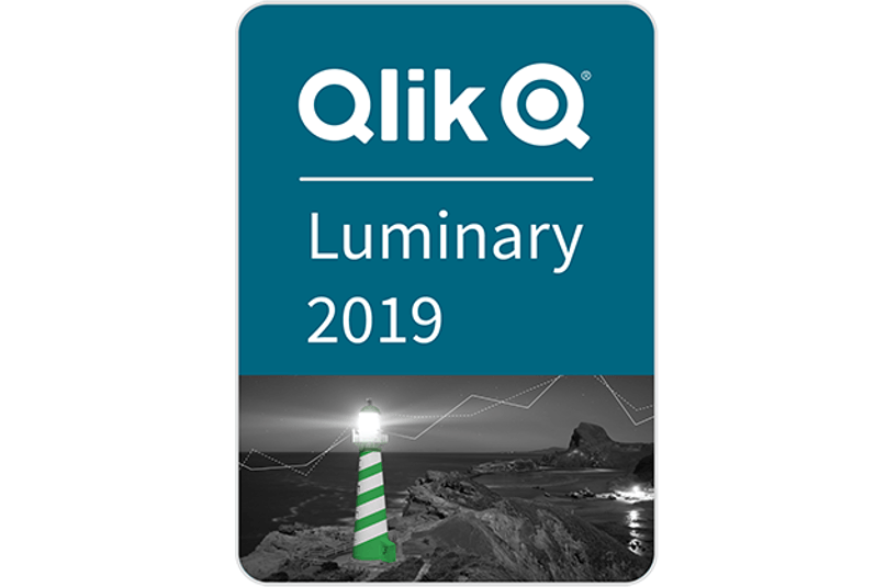 Qlik Luminary 2019