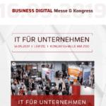 TIQ auf der Business Digital