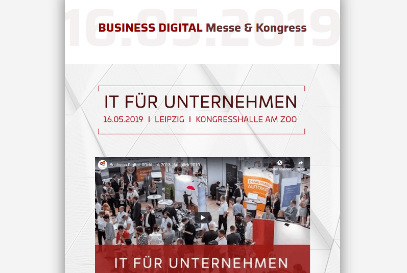 TIQ auf der Business Digital