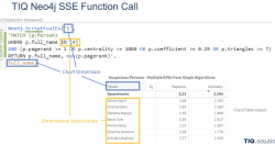 TIQ Neo4j SSE - function call