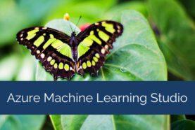 Azure Machine Learning Studio