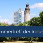 Sommertreff der Industrie in Leipzig