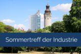 TIQ auf Sommertreff der Industrie in Leipzig