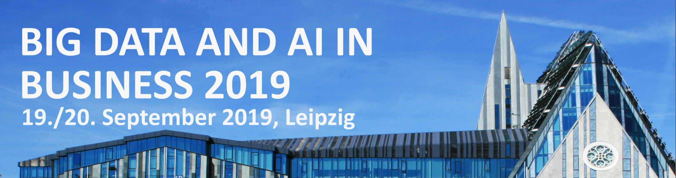 Big Data AI in Business Workshop 2019