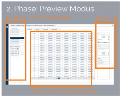 2.Phase Preview Modus