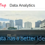 Data Analytics Meetup Gruppe