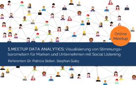 Meetup Data Analytics: Stimmungsbarometer mit Social Listening