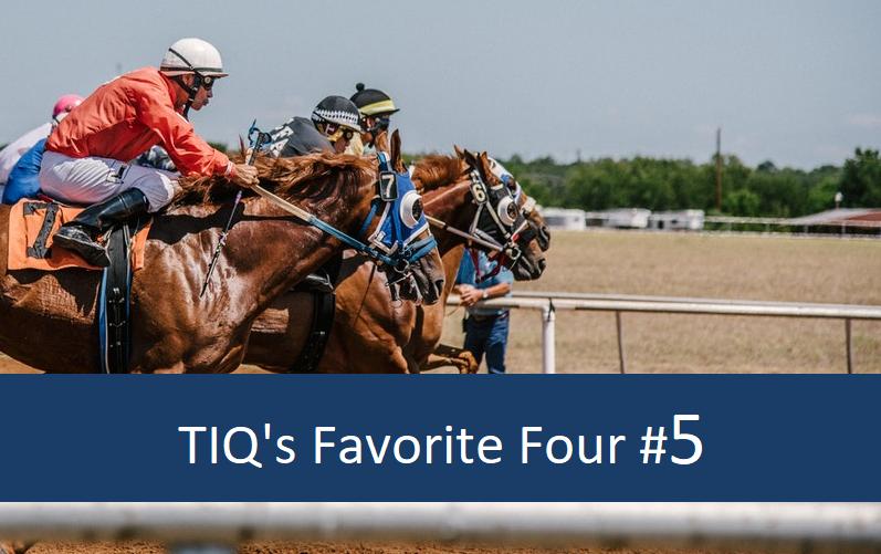 TIQ's Favorite Four 5