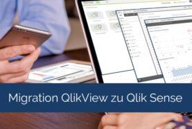 Migration von QlikView zu Qlik Sense